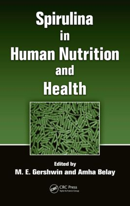 Spirulina in Human Nutrition and Health: 1st Edition (Hardback) book cover