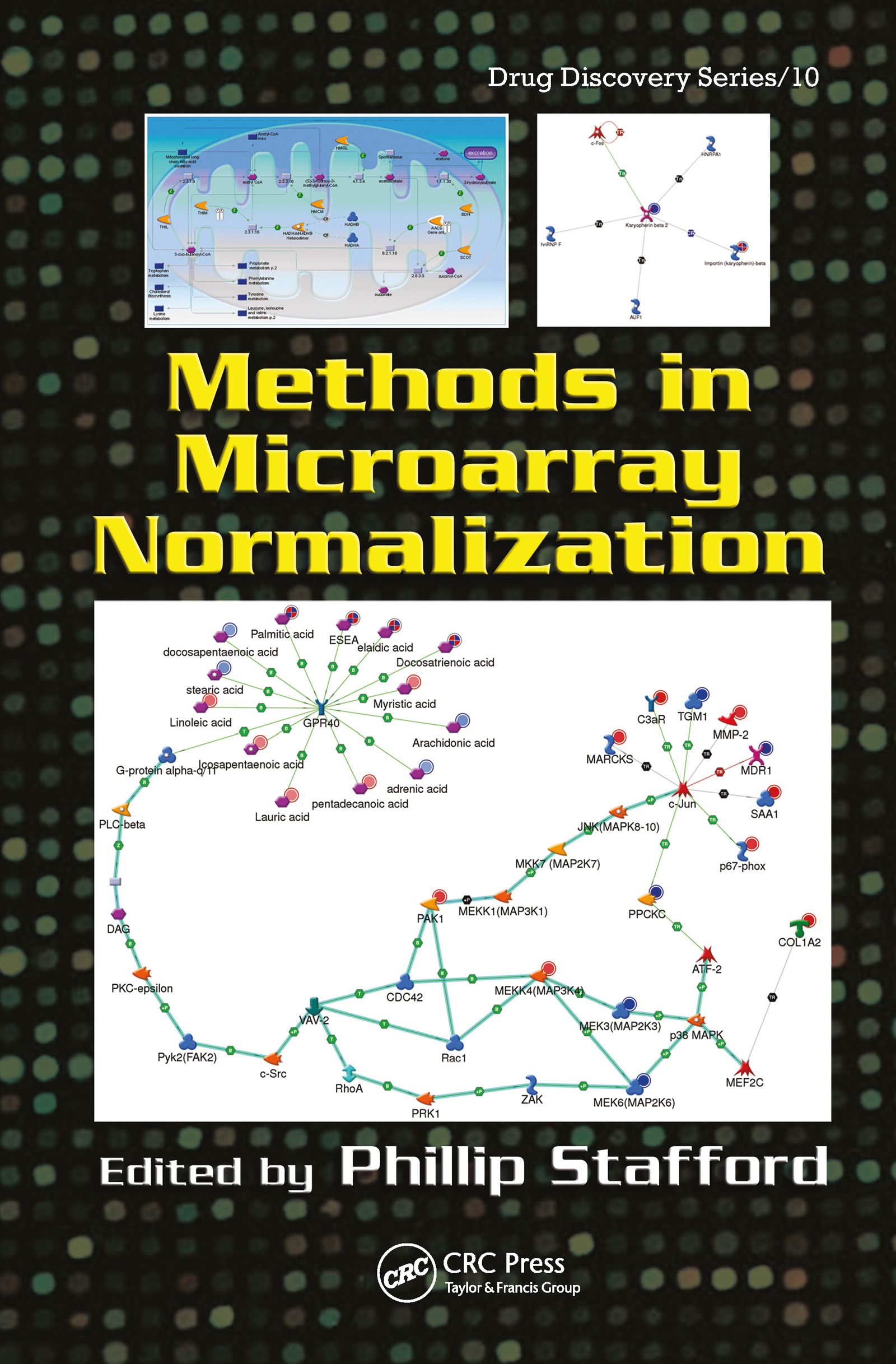Methods in Microarray Normalization: 1st Edition (Hardback) book cover