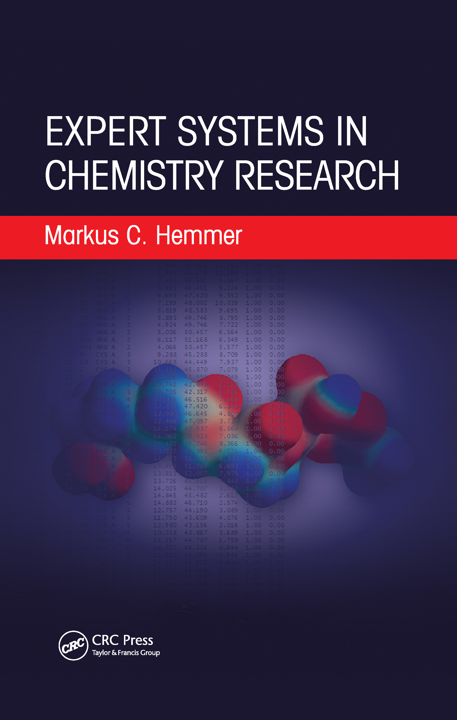Expert Systems in Chemistry Research: 1st Edition (Hardback) book cover
