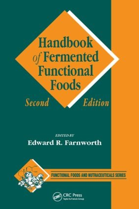 Handbook of Fermented Functional Foods: 2nd Edition (Hardback) book cover