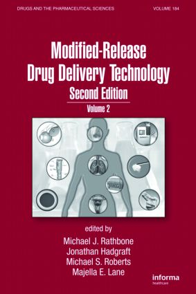Modified-Release Drug Delivery Technology: 2nd Edition (Hardback) book cover