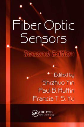 Fiber Optic Sensors: 2nd Edition (Hardback) book cover