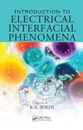 Introduction to Electrical Interfacial Phenomena: 1st Edition (Hardback) book cover