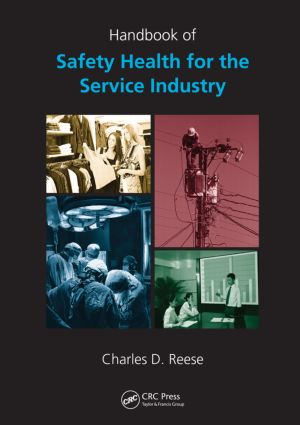 Handbook of Safety and Health for the Service Industry - 4 Volume Set: 1st Edition (Hardback) book cover