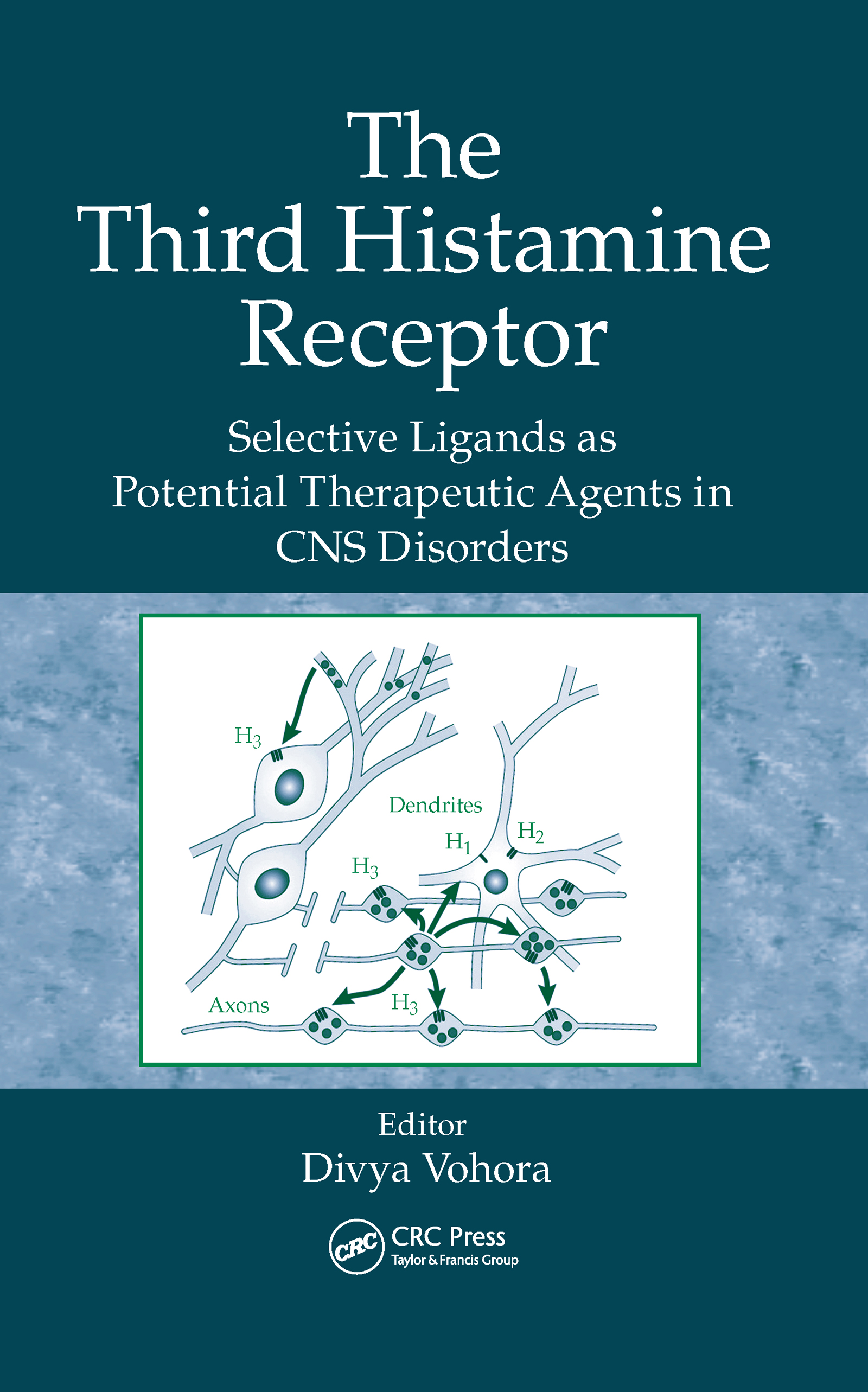 The Third Histamine Receptor: Selective Ligands as Potential Therapeutic Agents in CNS Disorders book cover