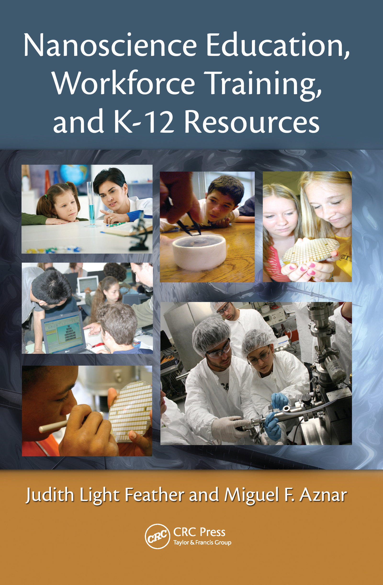 Nanoscience Education, Workforce Training, and K-12 Resources: 1st Edition (Paperback) book cover