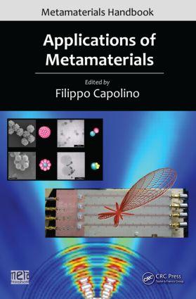 Applications of Metamaterials book cover