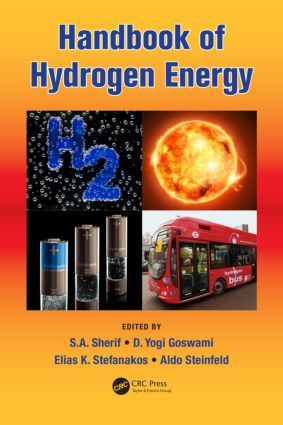 Handbook of Hydrogen Energy: 1st Edition (Hardback) book cover