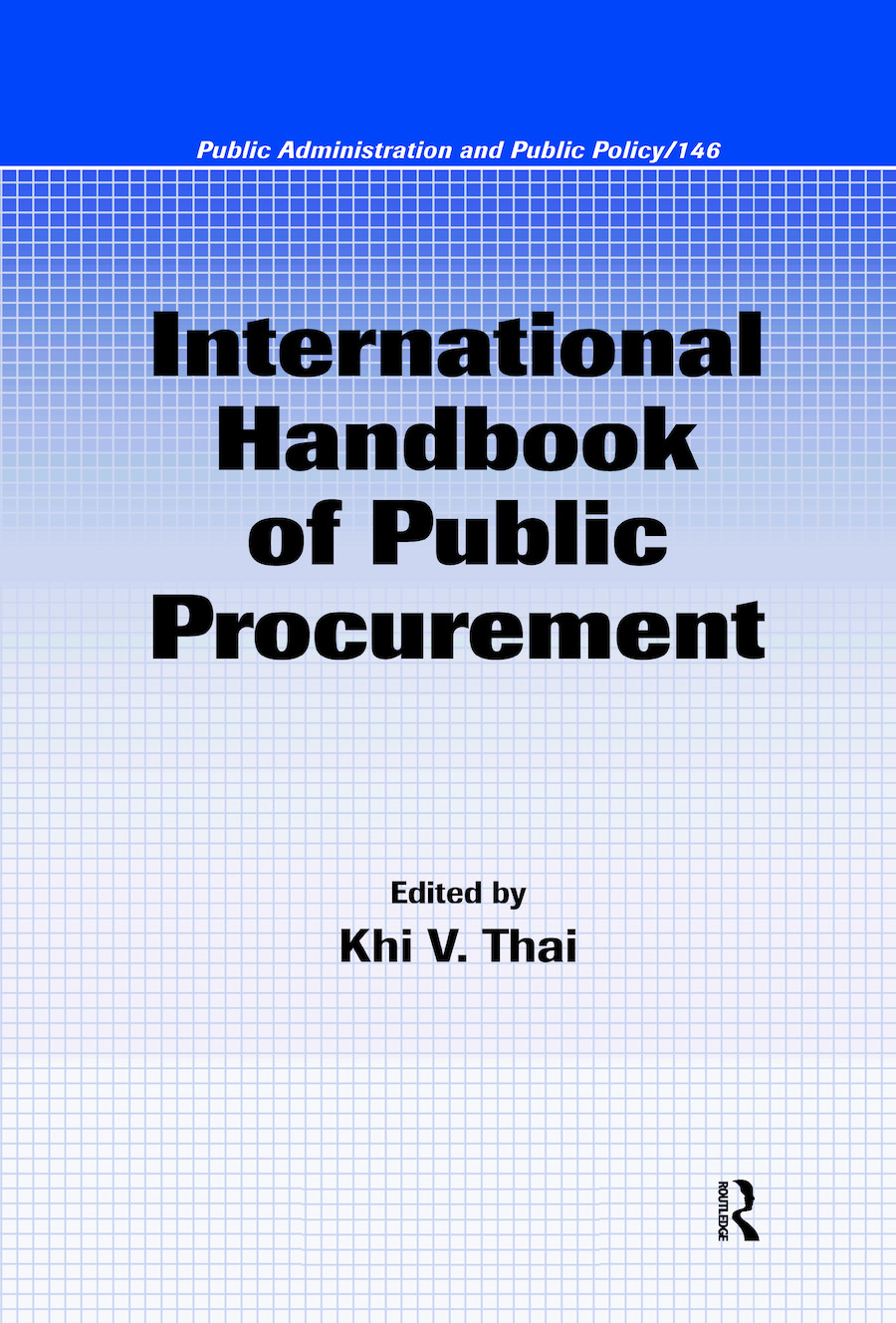 International Handbook of Public Procurement (Hardback) book cover