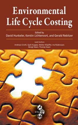 Environmental Life Cycle Costing: 1st Edition (Hardback) book cover