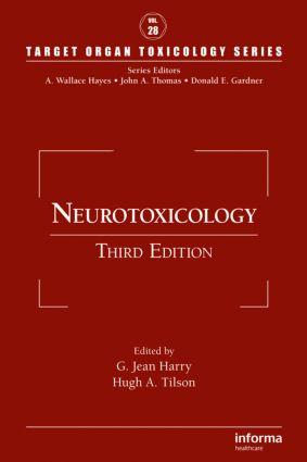 Neurotoxicology: 3rd Edition (Hardback) book cover