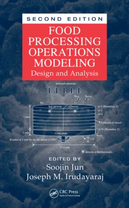Food Processing Operations Modeling: Design and Analysis, Second Edition, 2nd Edition (Hardback) book cover