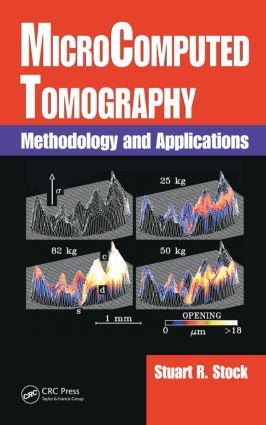 MicroComputed Tomography: Methodology and Applications, 1st Edition (Hardback) book cover