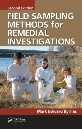 Field Sampling Methods for Remedial Investigations: 2nd Edition (Hardback) book cover