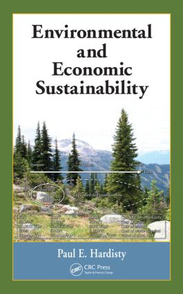 Environmental and Economic Sustainability: 1st Edition (Hardback) book cover