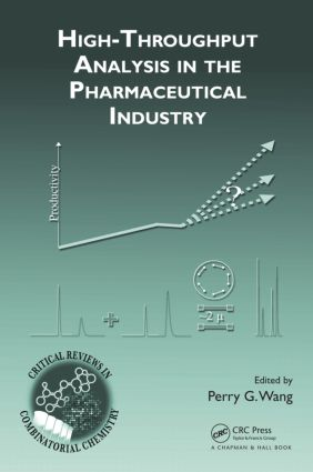 High-Throughput Analysis in the Pharmaceutical Industry book cover