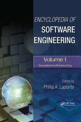 Encyclopedia of Software Engineering Two-Volume Set (Print) (Hardback) book cover