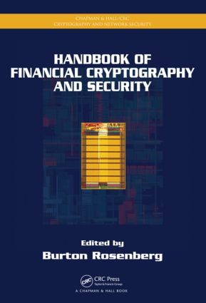 Handbook of Financial Cryptography and Security (Hardback) book cover
