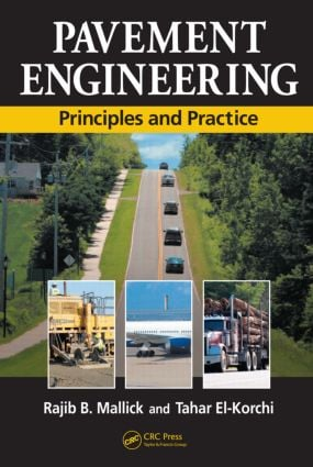 Pavement Engineering: Principles and Practice (e-Book) book cover