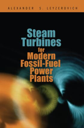 Steam Turbines for Modern Fossil-Fuel Power Plants: 1st Edition (Hardback) book cover