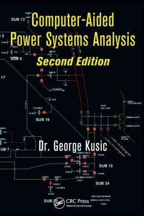 Computer-Aided Power Systems Analysis: 2nd Edition (Hardback) book cover