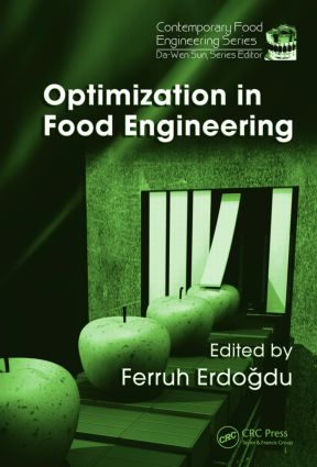 Optimization in Food Engineering book cover