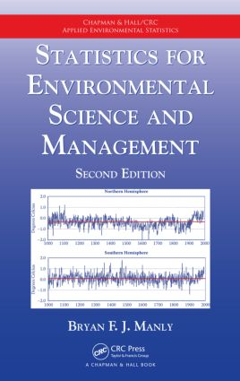 Statistics for Environmental Science and Management, Second Edition book cover