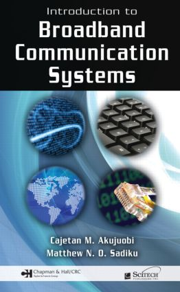 Introduction to Broadband Communication Systems: 1st Edition (Hardback) book cover