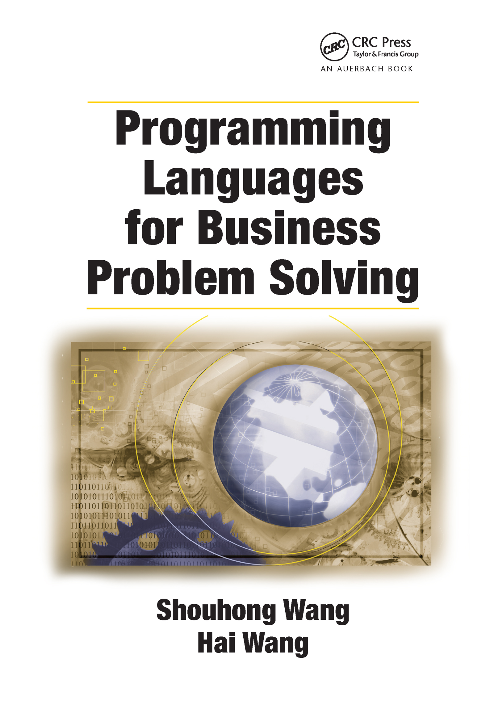 Programming Languages for Business Problem Solving: 1st Edition (Hardback) book cover