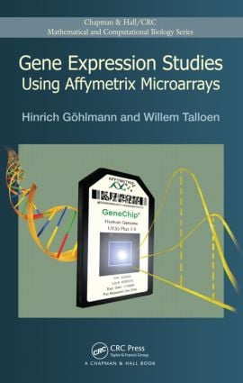 Gene Expression Studies Using Affymetrix Microarrays book cover