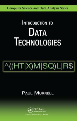 Introduction to Data Technologies (Hardback) book cover