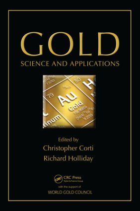 Gold: Science and Applications, 1st Edition (Hardback) book cover