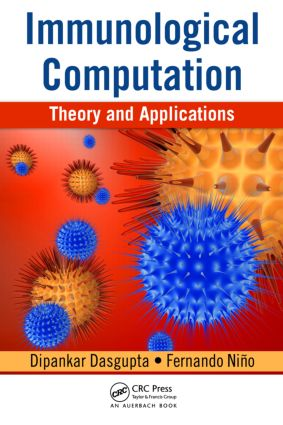 Immunological Computation: Theory and Applications, 1st Edition (Hardback) book cover