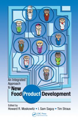 An Integrated Approach to New Food Product Development: 1st Edition (Hardback) book cover