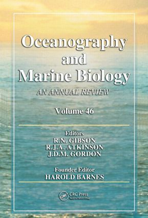 Oceanography and Marine Biology: An Annual Review, Volume 46 book cover