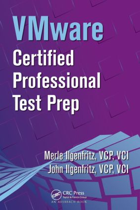 VMware Certified Professional Test Prep: 1st Edition (Hardback) book cover