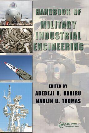 Handbook Of Military Industrial Engineering 1st Edition