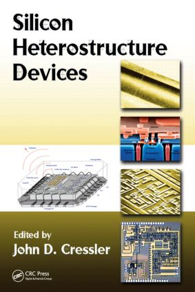 Silicon Heterostructure Devices: 1st Edition (Hardback) book cover