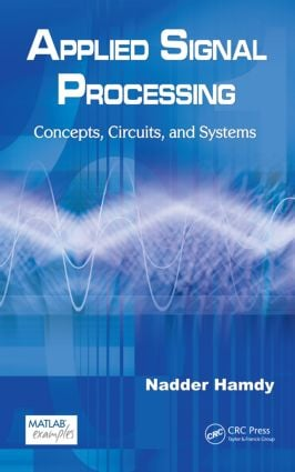 Applied Signal Processing: Concepts, Circuits, and Systems, 1st Edition (Hardback) book cover