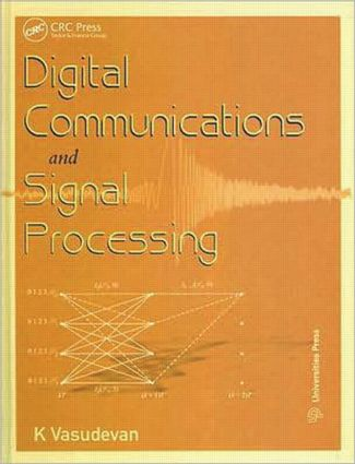 Digital Communications and Signal Processing: 1st Edition (Hardback) book cover