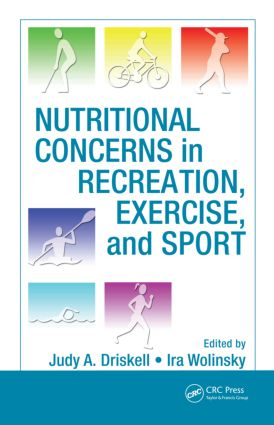 Nutritional Concerns in Recreation, Exercise, and Sport: 1st Edition (Hardback) book cover