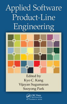 Applied Software Product Line Engineering: 1st Edition (Hardback) book cover