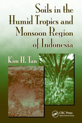 Soils in the Humid Tropics and Monsoon Region of Indonesia book cover
