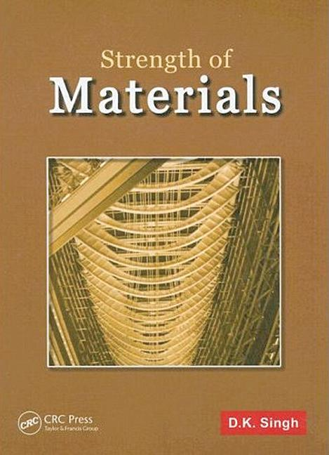 Strength of Materials: 1st Edition (Hardback) book cover