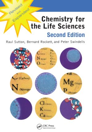 Chemistry for the Life Sciences: 2nd Edition (Paperback) book cover