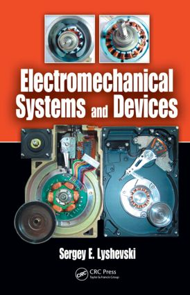Electromechanical Systems and Devices: 1st Edition (Hardback) book cover