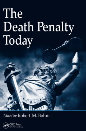 The Death Penalty Today: 1st Edition (Paperback) book cover