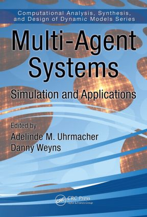 Multi-Agent Systems: Simulation and Applications, 1st Edition (Hardback) book cover