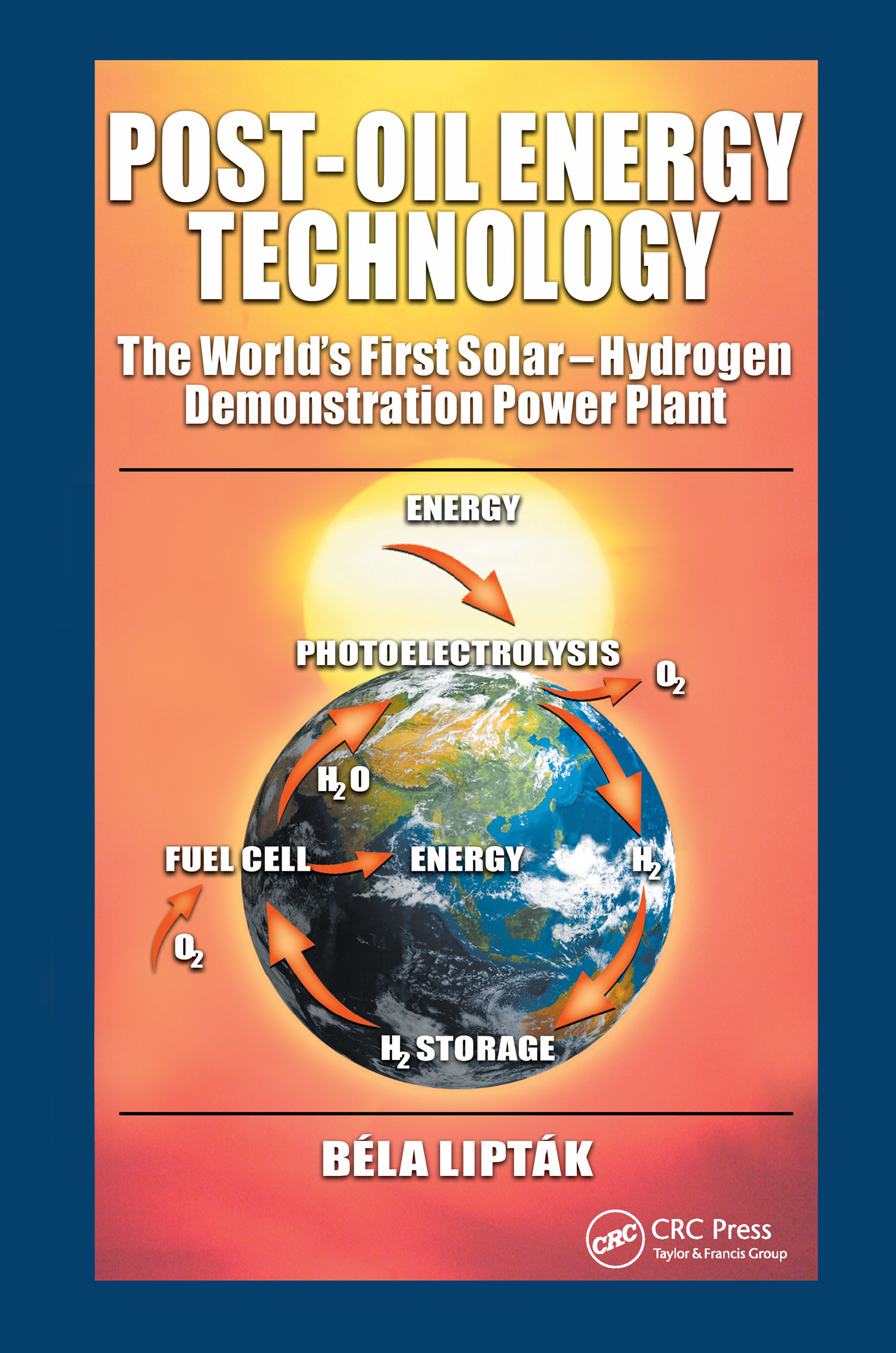 Post-Oil Energy Technology: The World's First Solar-Hydrogen Demonstration Power Plant, 1st Edition (Hardback) book cover