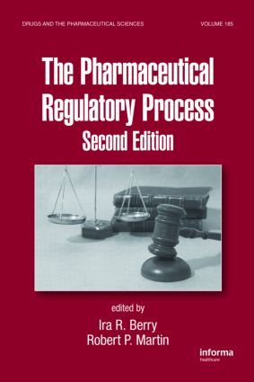 The Pharmaceutical Regulatory Process book cover